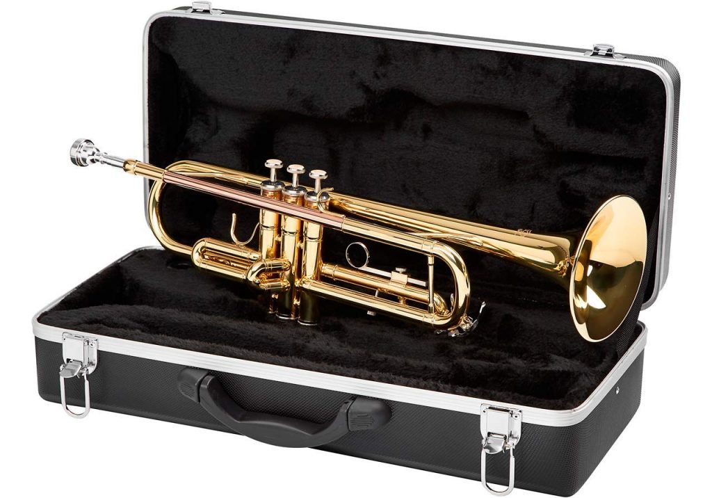 Etude ETR-100 trumpet - Cheap for Students