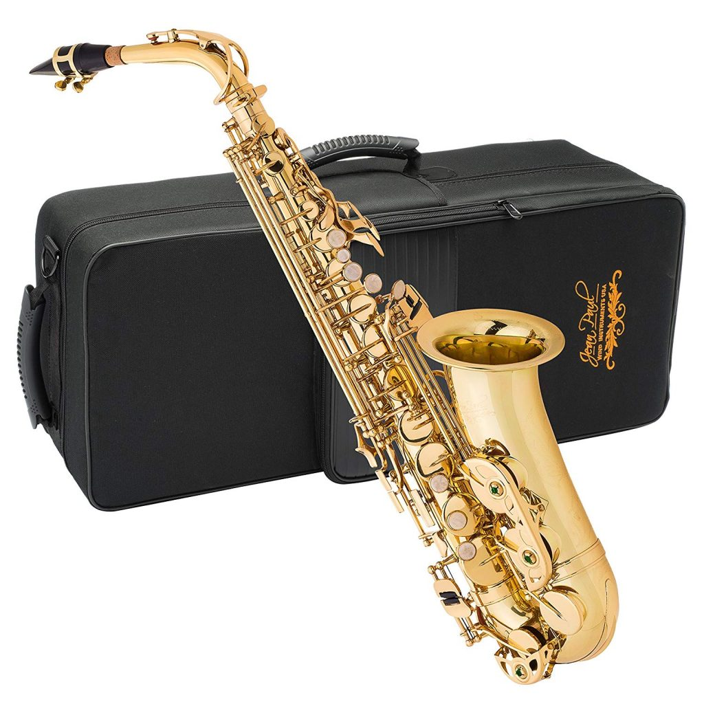 Jean-Paul-TS-400-Student-Saxophone-Tenor