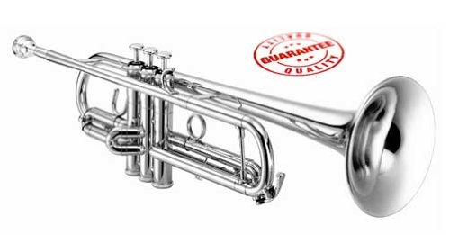 Jupiter Intermediate Bb Trumpet 100S - High Quality