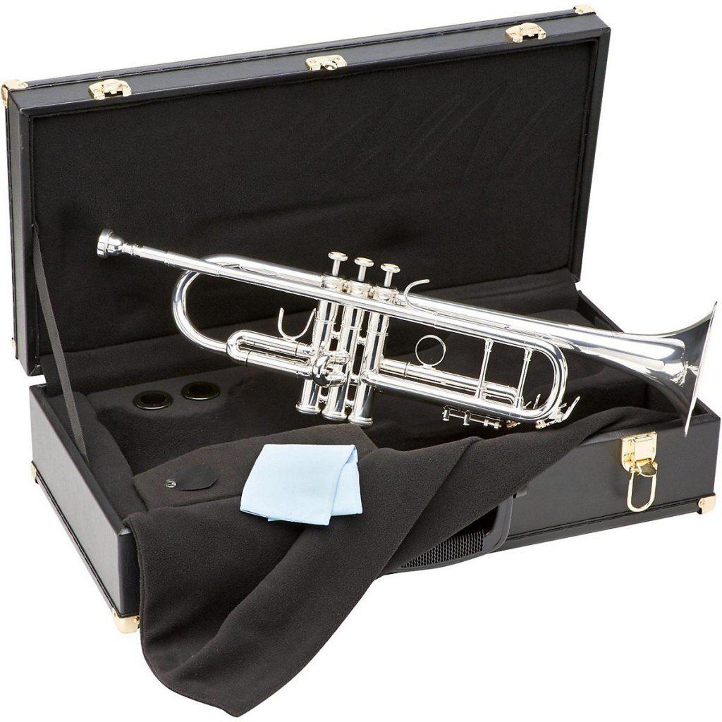 Kohlert 110 Series Intermediate Trumpet Silver