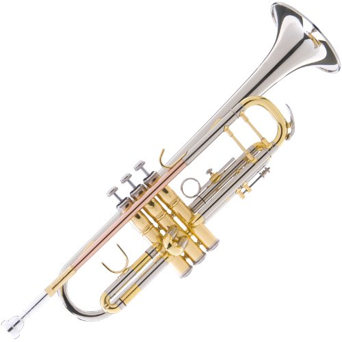 Mendini MTT-30CN Intermediate Trumpet - Budget Friendly