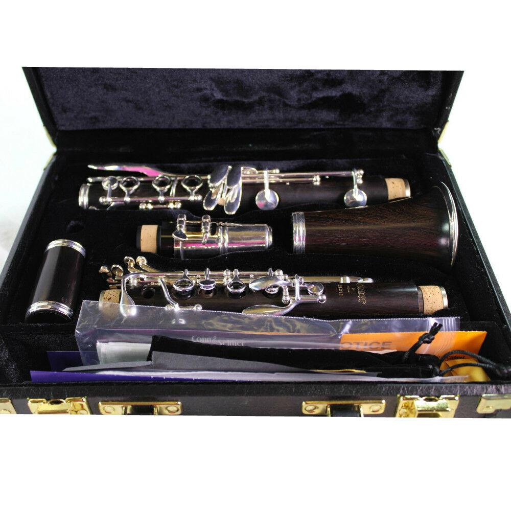 Selmer CL211 Wood Intermediate Advannced Bb Clarinet