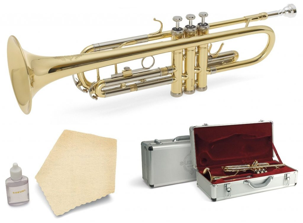 Suzuki MCT-1 for Intermediate Trumpet Players