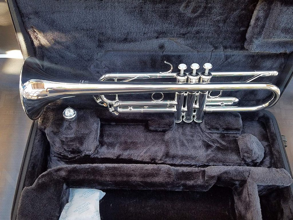 Yamaha YTR-4335GS Intermediate Silver Plated Bb Trumpet