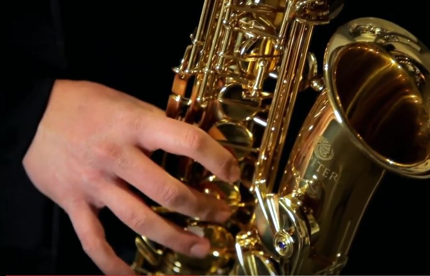 beginners and Intermediate Alto Saxophone